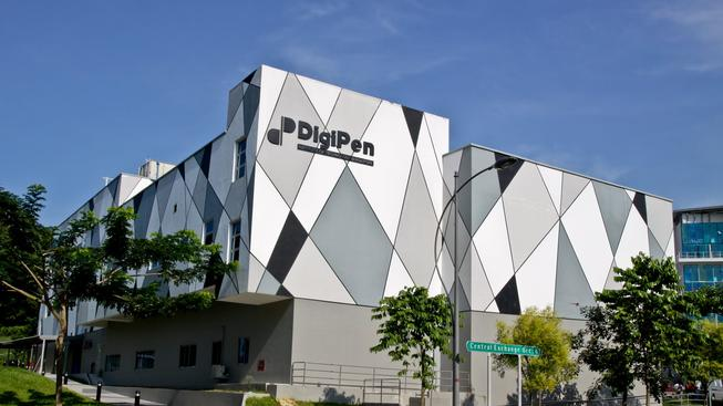 DigiPen-Institute-of-Technology-Singapore