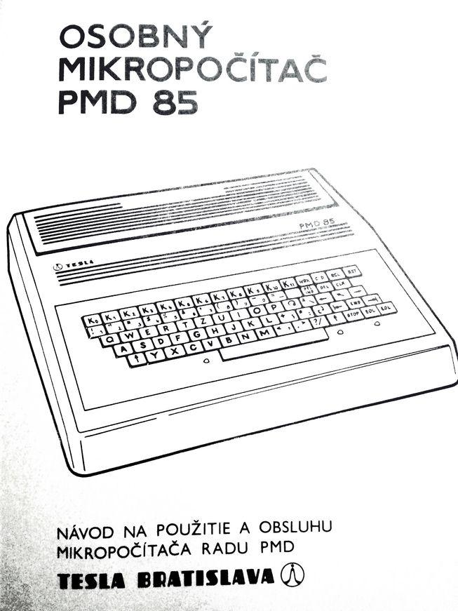 PMD-85 prirucka