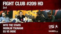 Fight Club #209 HD: 3+1