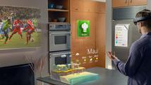 Microsoft Hololens chce propojit realitu a virtuálno ve všech aspektech běžného života