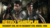 GamesPlay: Resident Evil HD vs Resident Evil 1996