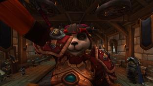 Aktualizace World of Warcraft nabídne unikátní kameru na dělání selfie fotek