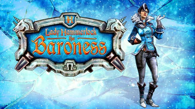 Lady Hammerlock Borderlands: The Pre-Sequel