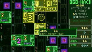 Na Steam přichází 868-Hack, barevná simulace pracovní náplně hackera