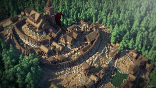 Hra o trůny ve světě Minecraftu