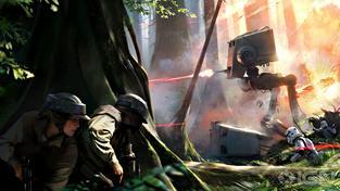 Ve Star Wars: Battlefront si prožijeme ikonické bitvy z filmů