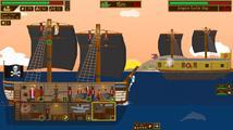 Seaworthy kombinuje FTL, piráty, námořní písně a film Master and Commander