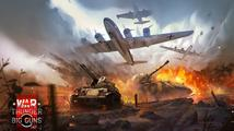 War Thunder update přináší nové stroje a vliv terénu na pohyb pozemních vozidel