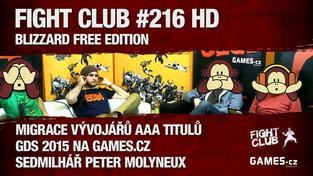 Fight Club #216 HD: Blizzard Free Edition