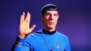 Herní svět vzdává hold zesnulému Leonardu Nimoyovi alias Spockovi
