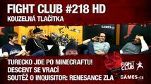 Fight Club #218 HD: Kouzelná tlačítka