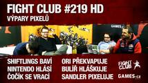 Fight Club #219 HD: Výpary pixelů