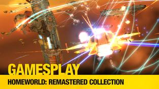 GamesPlay: hrajeme oprášenou strategickou legendu Homeworld Remastered