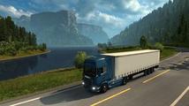 Nejnovější update přidal do Euro Truck Simulator 2 nová města a Mod Manager