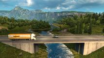 Cesta do Skandinávie se hráčům Euro Truck Simulator 2 otevře na začátku května