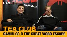Tea Club #13: The Great Wobo Escape