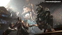 Mars v podání akčního RPG Technomancer bude nelítostný a smrtící
