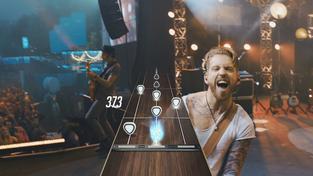Zákulisní video odhaluje budování zážitku z živého koncertu v Guitar Hero Live