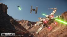 Trailer na Battlefront vykopává herní Star Wars pro novou generaci