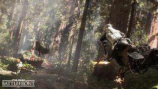 Star Wars: Battlefront nabídne na každé planetě alespoň dvě mapy a zbaví se Battlelogu