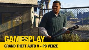 GamesPlay: Grand Theft Auto V - PC verze
