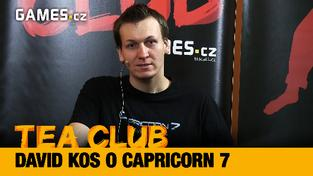 Tea Club #14: David Kos o Capricorn 7