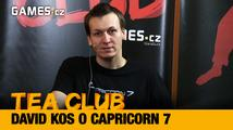 Tea Club #14: David Kos o Capricorn 7