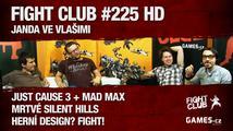 Fight Club #225 HD: Janda ve Vlašimi