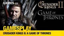 GamesPlay: hrajeme parádní mod A Game of Thrones pro strategii Crusader Kings II