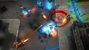 Vyzkoušejte svěží vánek v MOBA žánru: sci-fi Shards of War