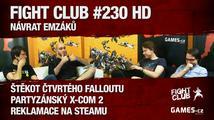Fight Club #230 HD: Návrat emzáků