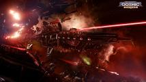 V Battlefleet Gothic: Armada kompenzují lodě Chaosu slabší výdrž rychlostí