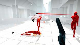 Akční Superhot ve videu z bety ukazuje unikátní systém boje