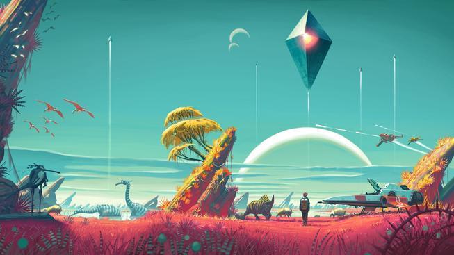 E3 2015 artworky