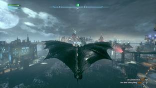 Glitche a bugy z Batman: Arkham Knight v gifech