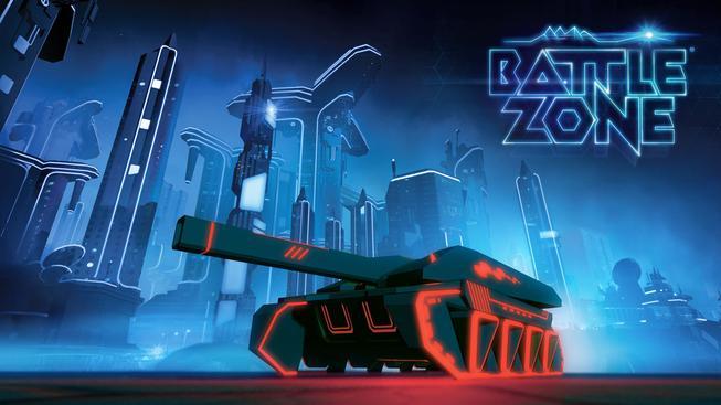 Battlezone VR Remake