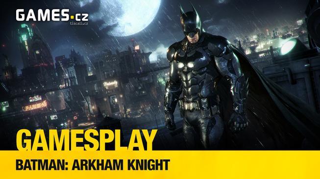 arkhamknightgamesplay