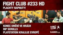 Fight Club #233 HD: Plachty napnuty!