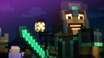 Trailer na Minecraft: Story Mode pokyvuje především k fanouškům