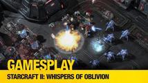 GamesPlay: hrajeme příběhový prolog StarCraft II: Whispers of Oblivion