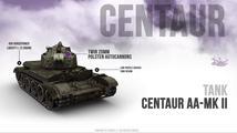 Company of Heroes 2 představuje britský protiletadlový tank Centaur