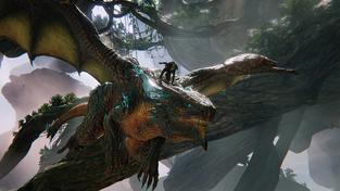 Ve akční fatntasy Scalebound ovládáte svého ochočeného draka