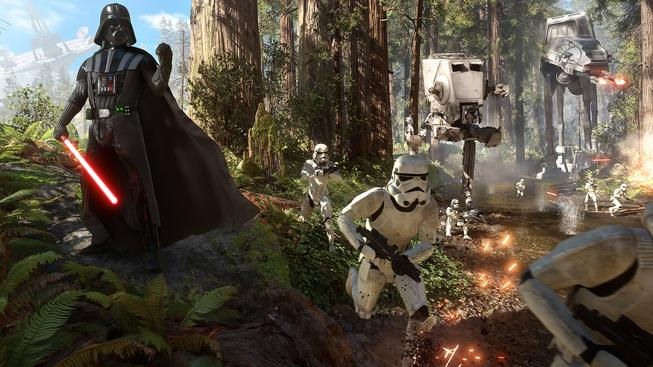 Star Wars: Battlefront (DICE)