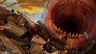 V Man O'War: Corsair se stanete pirátem na mořích Warhammeru