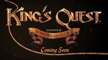Druhá epizoda adventurní série King's Quest vyjde 16. prosince