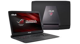 Test nabušeného herního notebooku ASUS ROG G751
