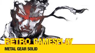 Retro GamesPlay: hrajeme stealth klasiku Metal Gear Solid