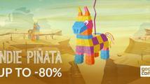GOG vás chce novou slevovou akci překvapit aneb rozbijte si vlastní piñatu (a rovnou i prasátka)
