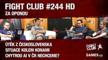 Fight Club #244 HD: Za oponou