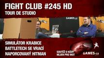 Fight Club #245 HD: Tour de studio